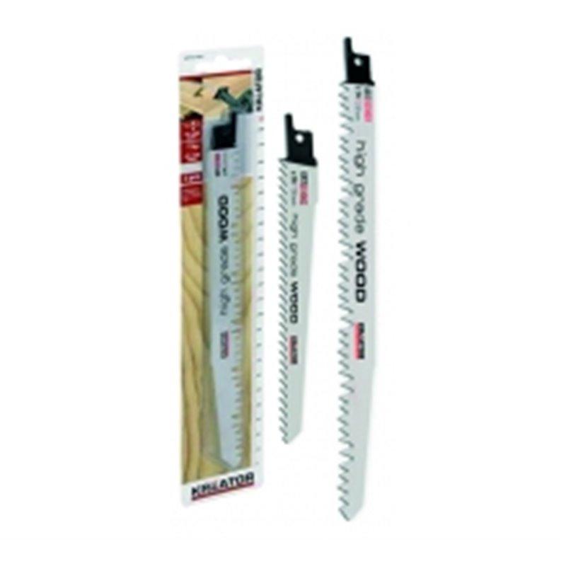 Lames de scie sabre hcs pour bois longueur 230 mm denture 5 tpi pas de - Lames de terrasse bois pas cher ...