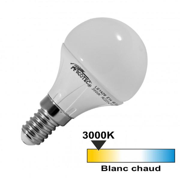 arcotec ampoule led e14 4 watt eq 30 watt couleur eclairage blanc chaud 3000 k. Black Bedroom Furniture Sets. Home Design Ideas