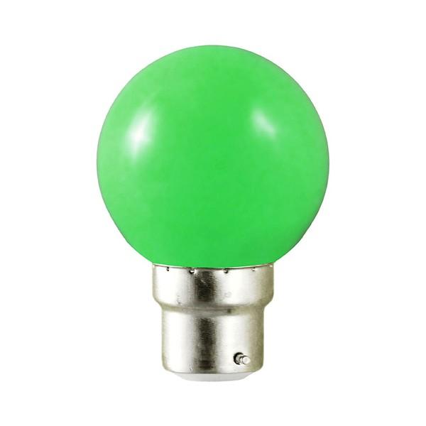 vision el ampoule led b22 pour guirlande lumineuse couleur eclairage vert distriartisan. Black Bedroom Furniture Sets. Home Design Ideas