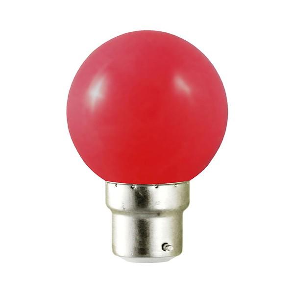 vision el ampoule led b22 pour guirlande lumineuse couleur eclairage rouge distriartisan. Black Bedroom Furniture Sets. Home Design Ideas