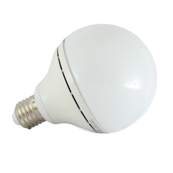 vision el ampoule led e27 globe 10 watt eq 80 watt couleur eclairage blanc chaud 3000 k. Black Bedroom Furniture Sets. Home Design Ideas