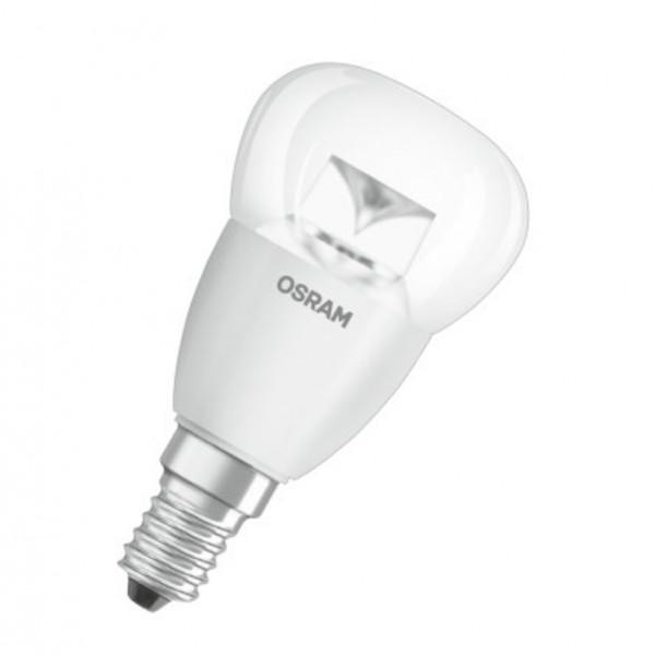 osram ampoule led p45 e14 5 7 watt eq 40 watt finition claire distriartisan. Black Bedroom Furniture Sets. Home Design Ideas