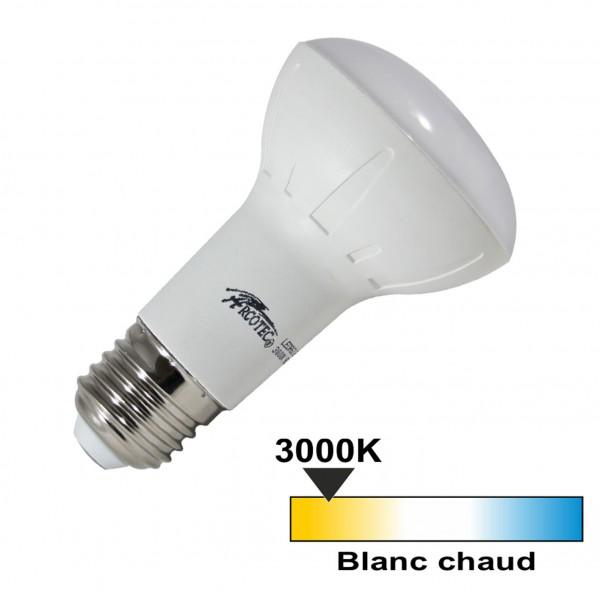 arcotec ampoule led r63 e27 7 watt eq 45 watt couleur eclairage blanc chaud 3000 k. Black Bedroom Furniture Sets. Home Design Ideas