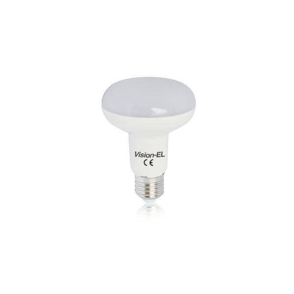 vision el ampoule led r80 e27 10 watt eq 90 watt couleur eclairage blanc neutre. Black Bedroom Furniture Sets. Home Design Ideas