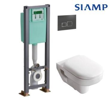 siamp pack wc suspendu ideal standard autoportant 3 en 1 distriartisan. Black Bedroom Furniture Sets. Home Design Ideas