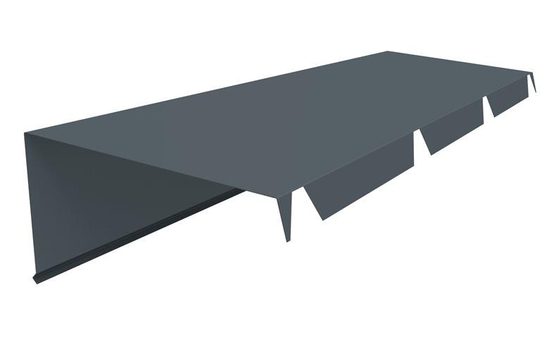 joris ide bande de fa tage pour t les bac acier couleur au choix distriartisan. Black Bedroom Furniture Sets. Home Design Ideas