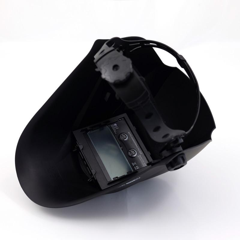 cagoule de soudure lcd vito masque de soudure. Black Bedroom Furniture Sets. Home Design Ideas