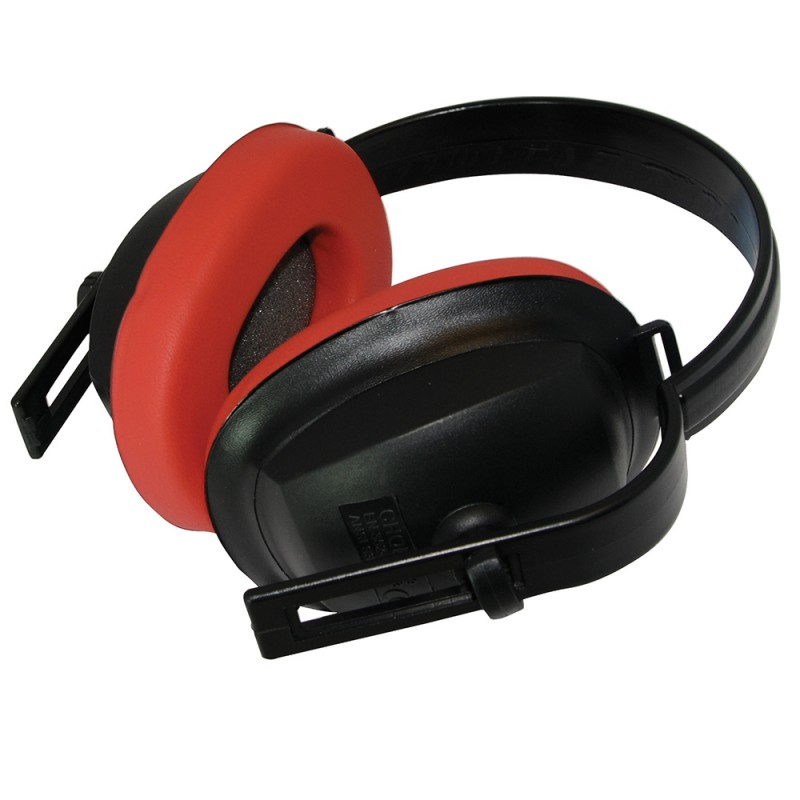 Silverline casque anti bruit compact snr 22db snr 22 db distriartisan - Casque anti bruit bureau ...