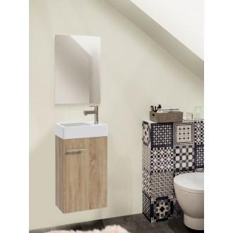 Lavabo Pierre de Rivière Ovale Lave Main Salle de Bain toilette Multi-taille