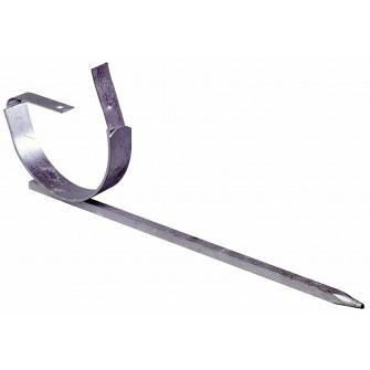 Crochet Nord A3 acier Tige 45 carré de 10 dév. 25 cm (boîte x25)