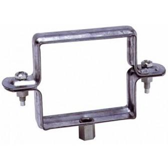 Collier de descente carré à embase 7/150 diam. 100x100 (boîte x25)