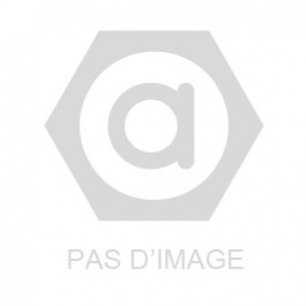 Goulotte alu H 45 mm L 1m Plombelec