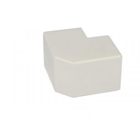 Angle Exterieur Pour Goulotte Pvc Blanc 40 X 40 Mm Kopos Distriartisan