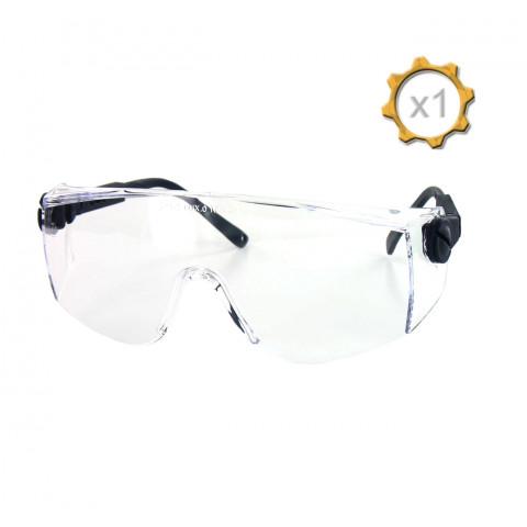 Lunette Divers Optical Pivotantes Lux Branches De Vrilux Sécurité CoWdBrxe