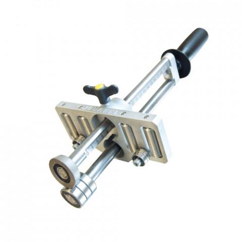 Audacieuse Jouanel - Plieuse tôle manuelle 4 rouleaux hauteur relevé au choix HP-31
