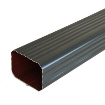 gutter france tube de descente aluminium rectangulaire. Black Bedroom Furniture Sets. Home Design Ideas