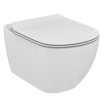 Ideal standard ensemble cuvette wc suspendue t si for Cuvette wc ideal standard