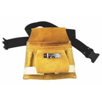 Sac / poche à outils en cuir