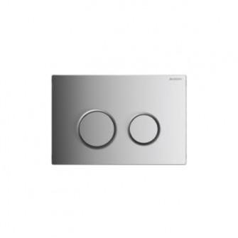 Plaque de commande Sigma 20 Geberit chrome-brillant-mat