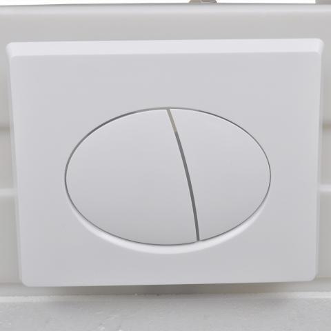 vidaXL - vidaXL Toilette suspendue au mur avec réservoir Céramique ...