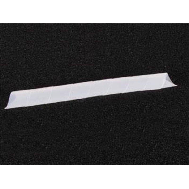 perel gaine cache fils spiralee 10m 15mm blanc transparent distriartisan. Black Bedroom Furniture Sets. Home Design Ideas