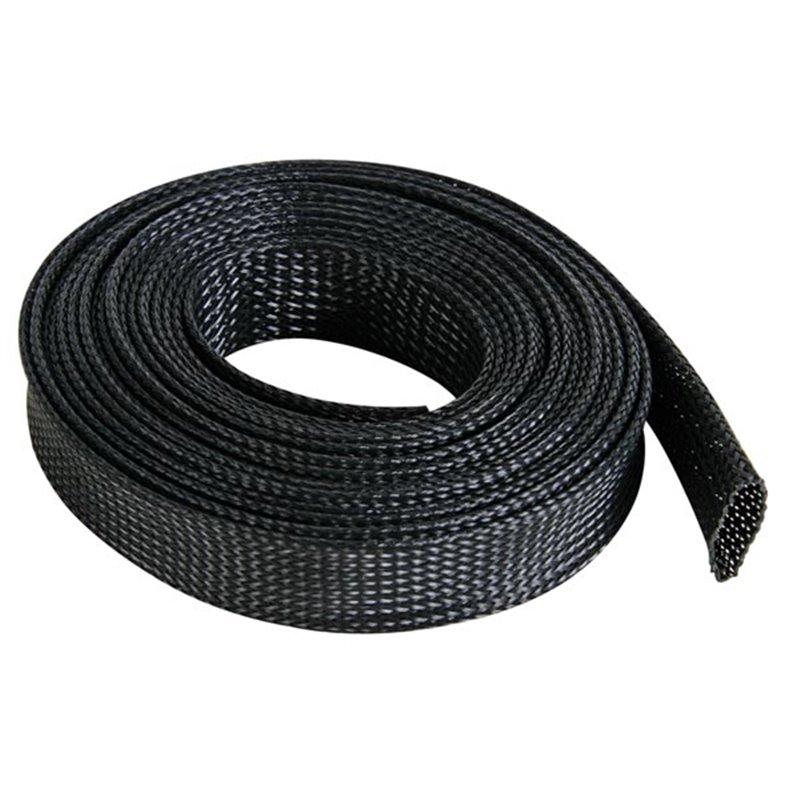 perel gaine pour c ble flexible 20 mm x 5 m noir