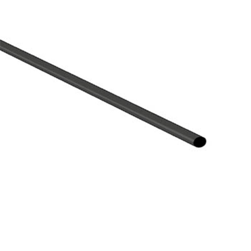 perel gaine thermoretractable 2 1 1 6mm noir 1m version