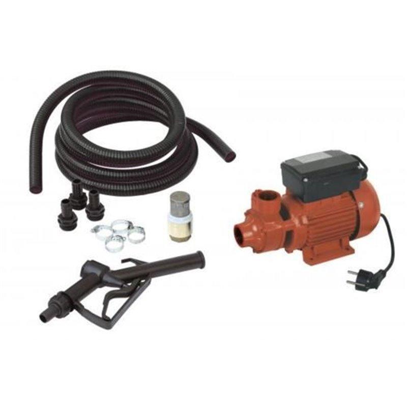 ribimex kit pompe a gasoil electrique 230v distriartisan. Black Bedroom Furniture Sets. Home Design Ideas