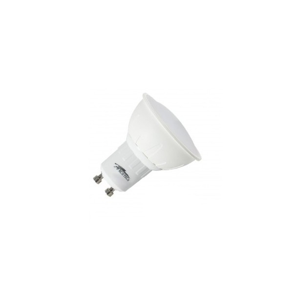 arcotec kit spot led gu10 6 watt eq 50 watt dimmable finition grise type support. Black Bedroom Furniture Sets. Home Design Ideas
