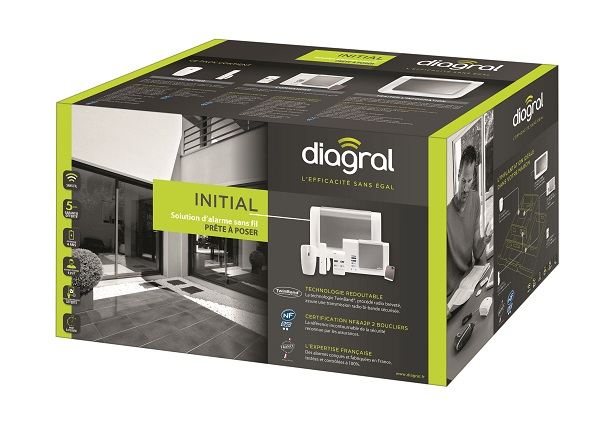 diagral pack initial alarme diag01asf distriartisan. Black Bedroom Furniture Sets. Home Design Ideas