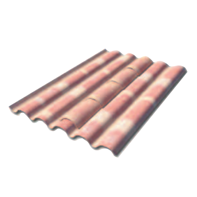 Eternit plaques maxi soutuile flamm es 230 fr longueur au choix palette distriartisan for Prix palette tuile