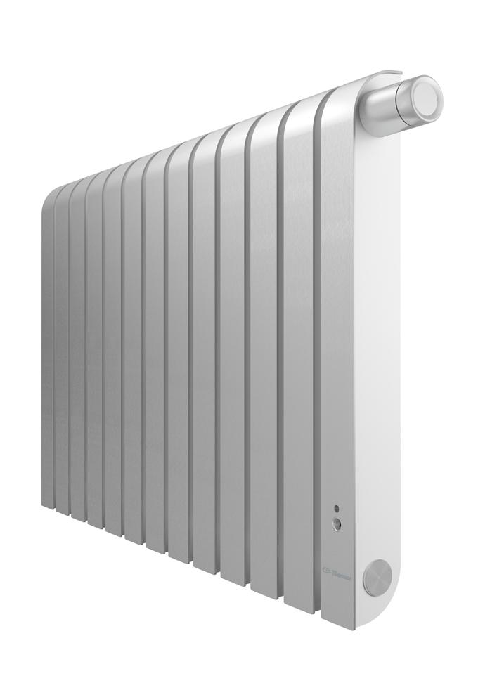 thermor radiateur connect mythic aluminium satin. Black Bedroom Furniture Sets. Home Design Ideas