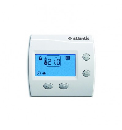 atlantic thermostat d 39 ambiance digital pour plancher. Black Bedroom Furniture Sets. Home Design Ideas