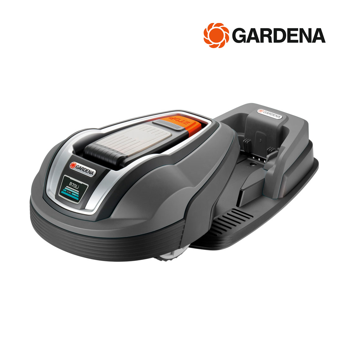 gardena - tondeuse robot r70li 4072-66 - distriartisan