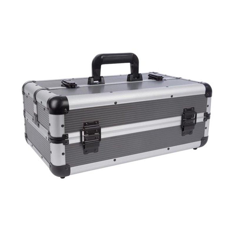 perel valise outils en aluminium 445 x 265 x 170 mm distriartisan. Black Bedroom Furniture Sets. Home Design Ideas